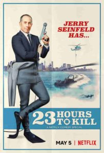 Jerry Seinfeld: 23 Hours to Kill Subtitles | English Subtitles