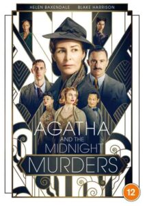 Agatha and the Midnight Murders Subtitle | English Subtitles
